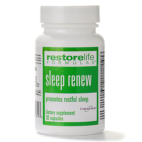 300-492 - Suzanne Somers Restorelife Sleep Renew Supplement 30 Day Supply