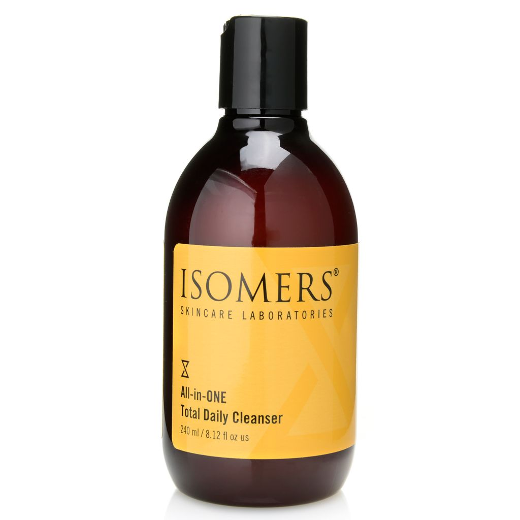 300-569 - ISOMERS® All-in-ONE Total Daily Cleanser Skincare 8oz