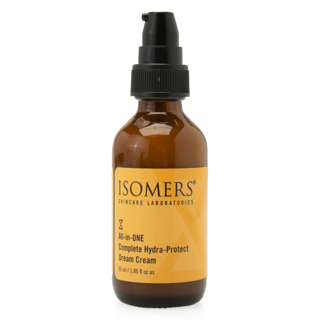 300-570 - ISOMERS® All-in-ONE Hydra-Protect Dream Cream for Face & Neck 1.86 oz