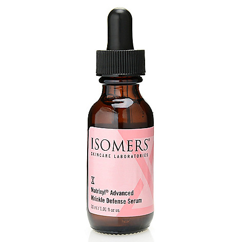 300-655 - ISOMERS® Matrixyl® Advanced Wrinkle Defense Face & Neck Serum 1 oz