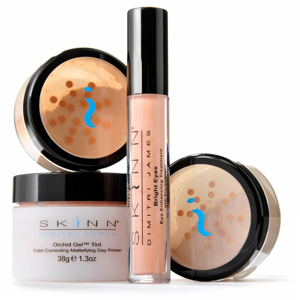 300-664 - Skinn Cosmetics High Definition Four-Piece Color Collection