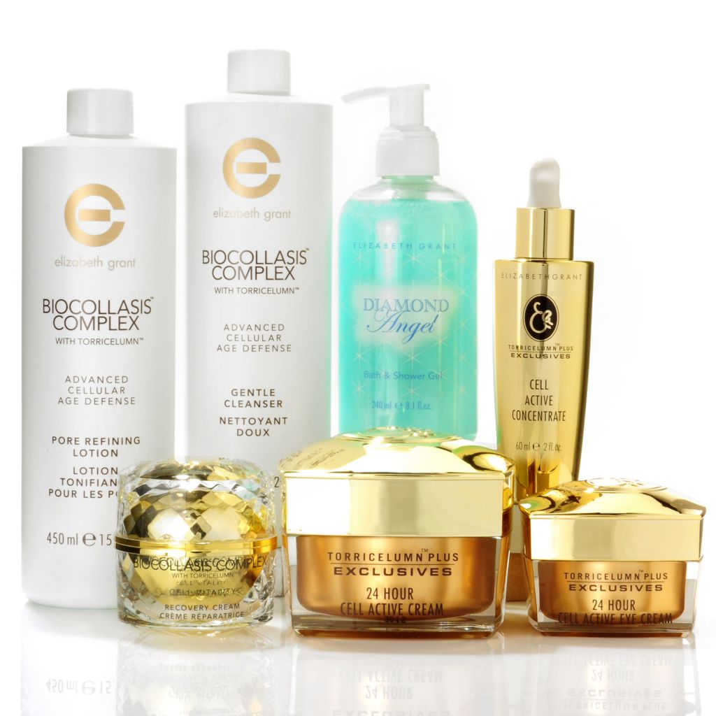 300-680 - Elizabeth Grant 7pc Mega Size Skincare Recovery Kit