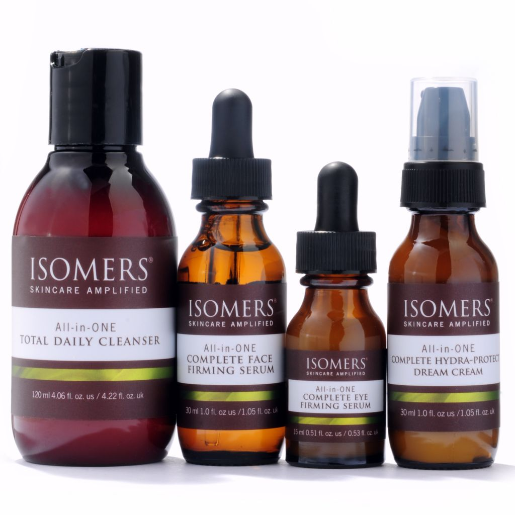 300-713 - ISOMERS® All-in-ONE Universal Skin Care System Discovery Kit