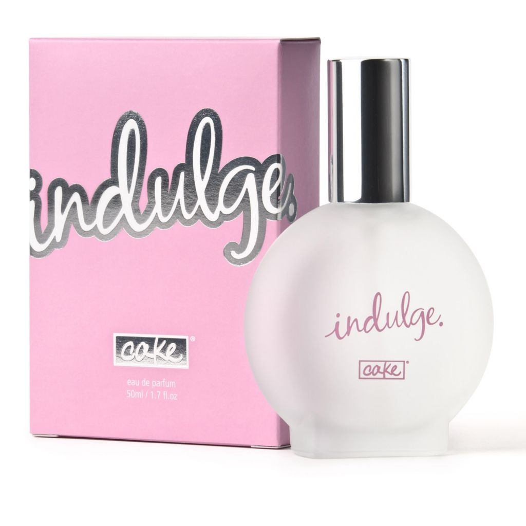 "300-913 - Cake Beauty ""Indulge"" Eau de Parfum - 1.69 oz"