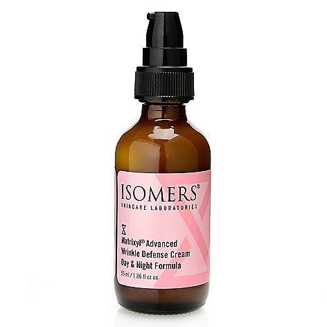 301-135 - ISOMERS Skincare Matrixyl Advanced Wrinkle Defense Cream Day & Night Formula 1.86 oz