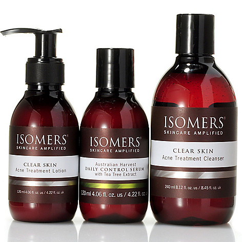 301-137 - ISOMERS® Three-Step Solution for Problematic Skin