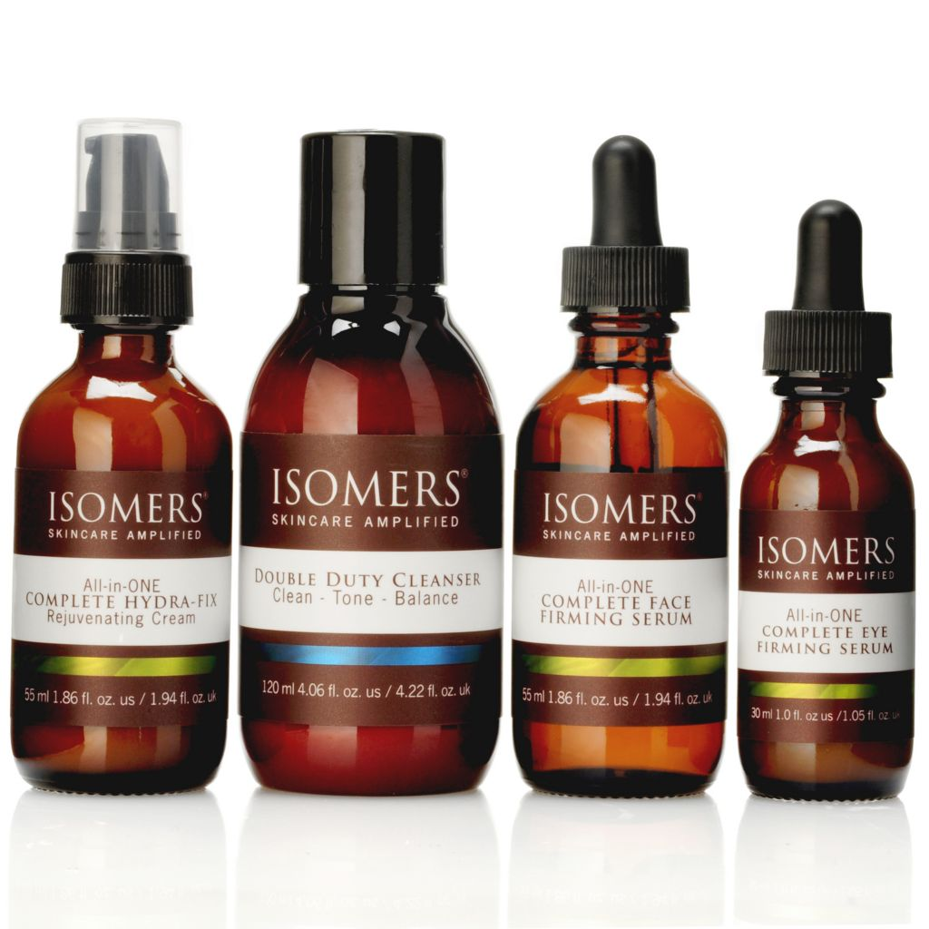 301-139 - ISOMERS® Four-Piece All-in-ONE Series Skincare System