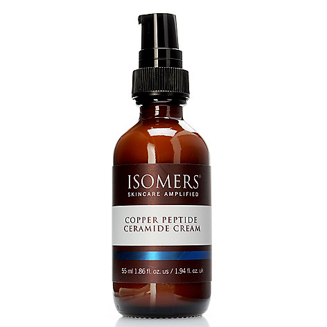 301-283 - ISOMERS® Copper Peptide Ceramide Cream 1.86 oz