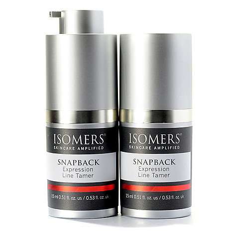 301-514 - ISOMERS® Two-Pack Snapback Expression Line Tamer 0.51 oz Each