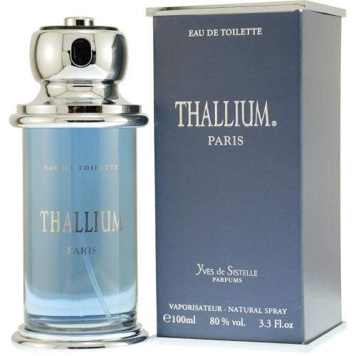 303-045 - Jacques Evard Men's Thallium Eau De Toilette Spray - 3.3 oz