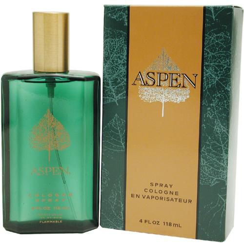 303-049 - Coty Men's Aspen Cologne Spray - 4.0 oz