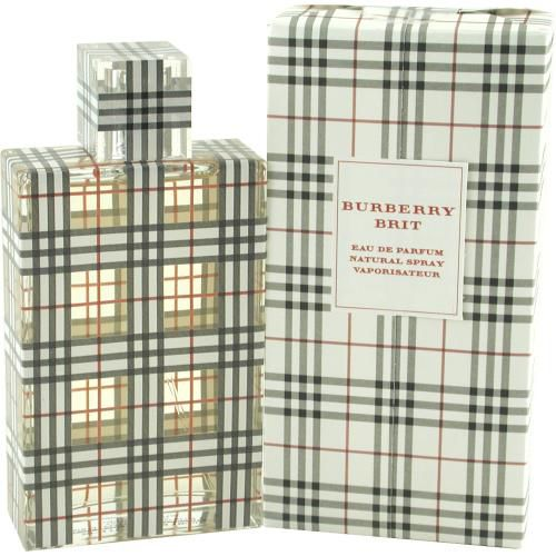 303-074 - Burberry Women's Burberry Brit Eau de Parfum Spray - 3.4 oz