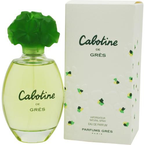 303-102 - Parfums Gres Women's Cabotine Eau de Parfum Spray - 3.4 oz