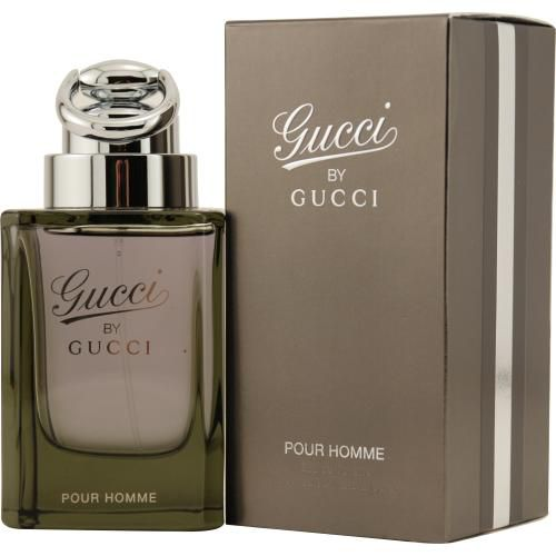 303-104 - Gucci Men's Gucci By Gucci Eau de Toilette Spray - 1.7 oz