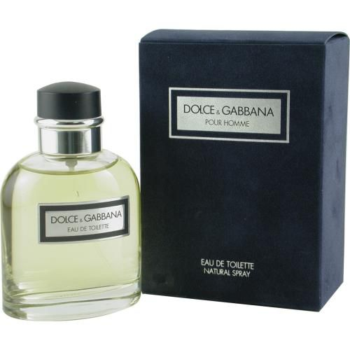 303-159 - Dolce & Gabbana Men's Eau de Toilette Spray - 4.2 oz