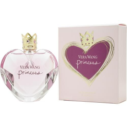 303-186 - Vera Wang Women's Princess Eau de Toilette Spray - 3.4 oz