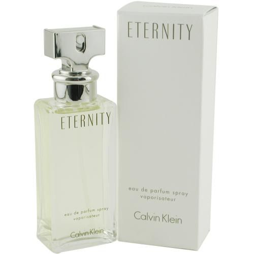 303-193 - Calvin Klein Women's Eternity Eau De Parfum Spray - 3.4 oz