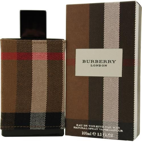 303-209 - Burberry Men's Burberry London Eau de Toilette Spray - 3.3 oz