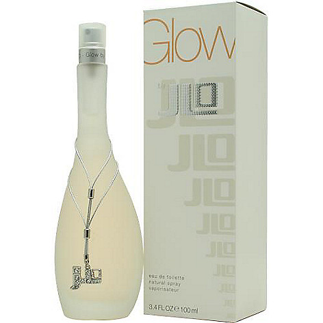 303-234 - Jennifer Lopez Glow Women's Eau de Toilette Spray - 3.4 oz
