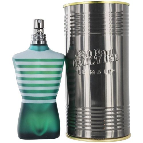 303-235 - Jean Paul Gaultier Men's Eau de Toilette Spray - 4.2 oz