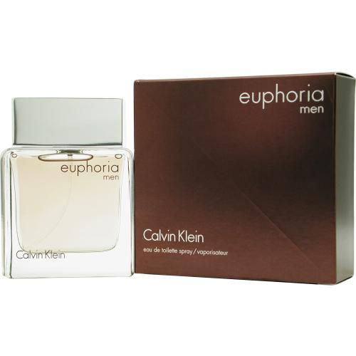 303-265 - Calvin Klein Euphoria Men's Eau de Toilette Spray – 3.4 oz