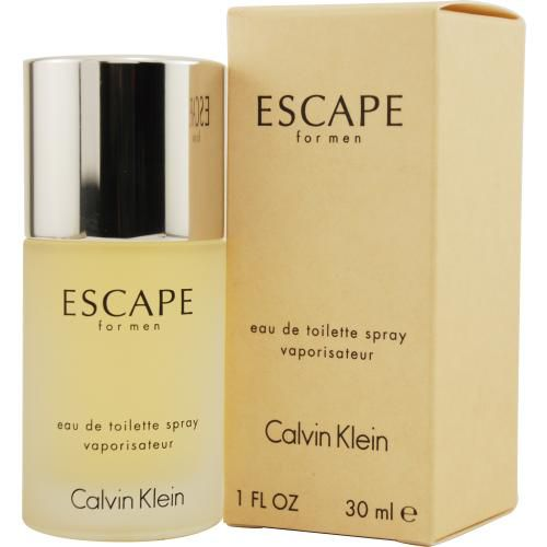 303-284 - Calvin Klein Men's Escape Eau de Toilette Spray