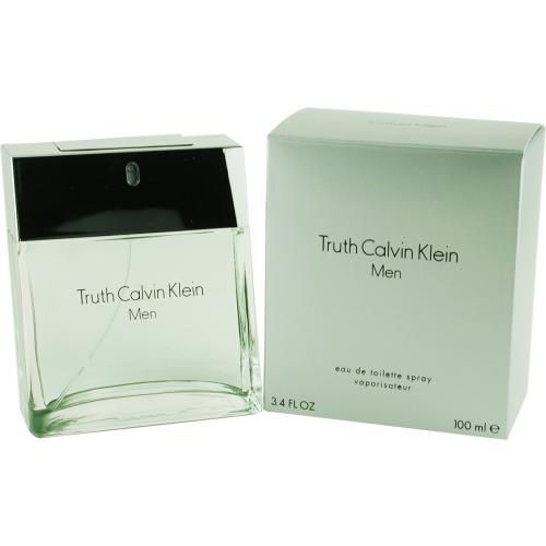 303-297 - Calvin Klein Men's Truth Eau de Toilette Spray – 3.4 oz