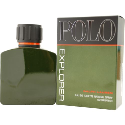 303-304 - Ralph Lauren Men's Polo Explorer Eau de Toilette Spray – 2.5 oz