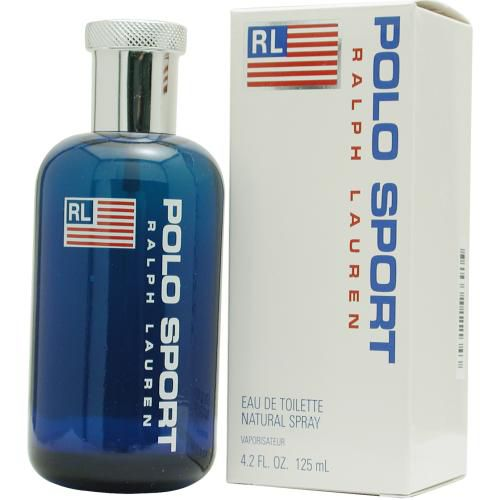 303-326 - Ralph Lauren Men's Polo Sport Eau de Toilette Spray - 2.5 oz