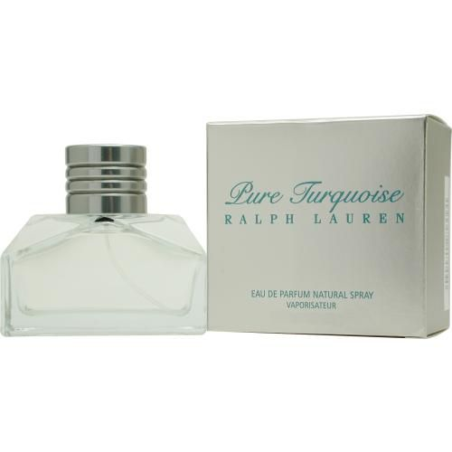 303-357 - Ralph Lauren Women's Pure Turquoise Eau de Parfum Spray - 4.2 oz