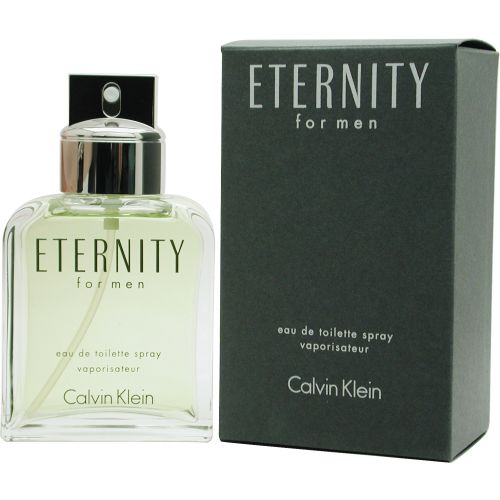 303-358 - Calvin Klein Men's Eternity Eau de Toilette Spray - 6.7 oz