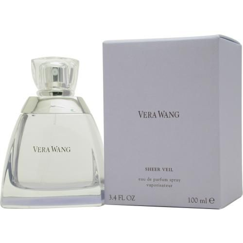 303-470 - Vera Wang Women's Sheer Veil Eau de Parfum Spray - 3.4 oz