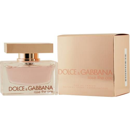 303-474 - Dolce & Gabbana Women's Rose The One Eau de Parfum Spray - 2.5 oz