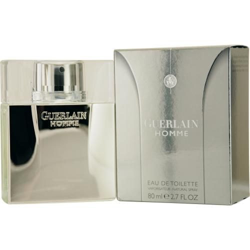 303-547 - Guerlain Homme Men's Eau de Toilette Spray - 2.7 oz