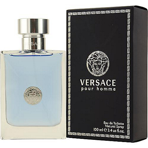 303-549 - Versace Signature Men's Eau de Toilette Spray