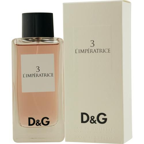 303-561 - Dolce & Gabbana Women's L'Imperatrice Eau de Toilette Spray – 3.3 oz