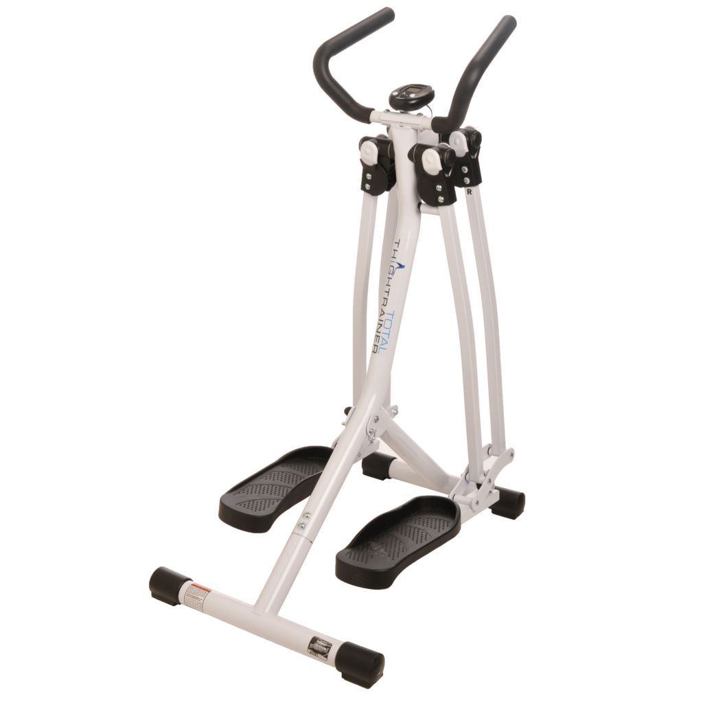 303-749 - Suzanne Somers Total Thigh Trainer w/ Wall Chart