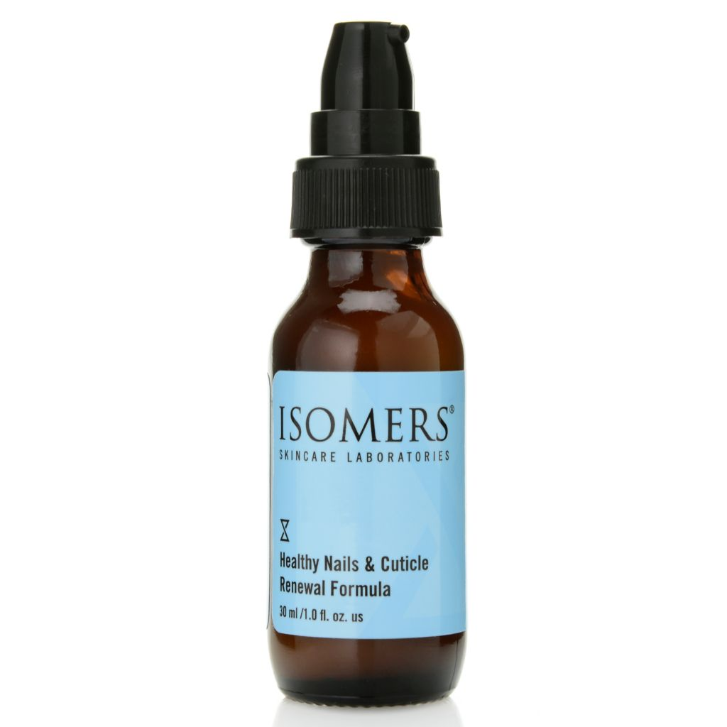 303-852 - ISOMERS® Healthy Nails & Cuticle Renewal Formula 1 oz
