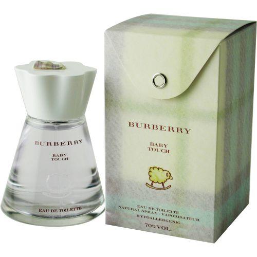 304-233 - Burberry Women's Baby Touch Eau de Toilette Spray - 3.3 oz