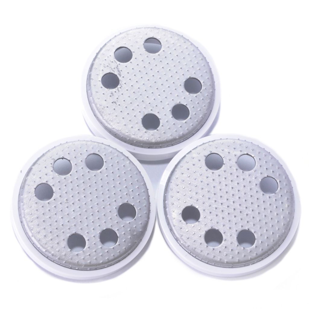 304-509 - ANSR:SOLE Set of Three Replacement Polishing Plates