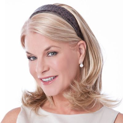 "304-548 - Toni Brattin® 17"" Straight Headband Fall"