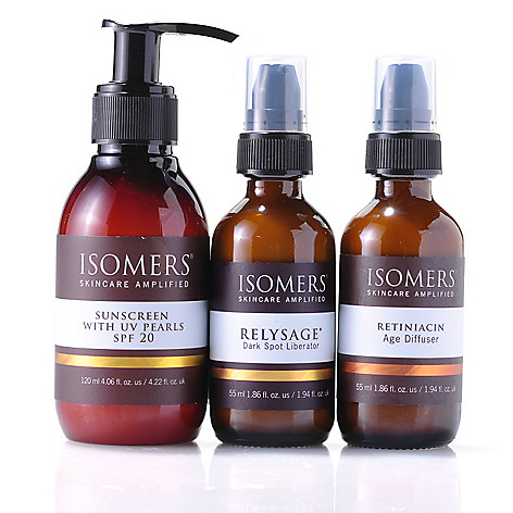 304-668 - ISOMERS® Dark Spot Minimizing Trio
