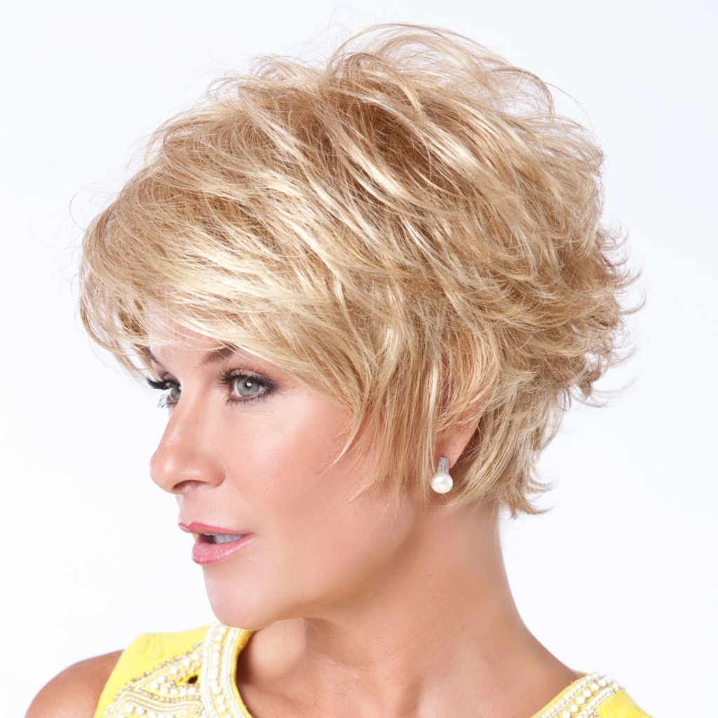 304-849 - Toni Brattin® Razor Cut Layered Vivacious Wig