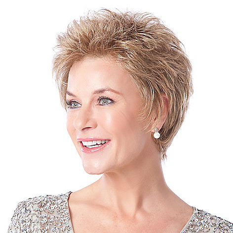 304-865 - Toni Brattin® Platinum Executive Wig