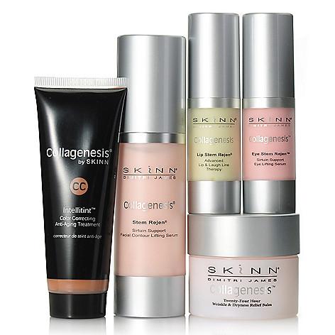 304-900 - Skinn Cosmetics Five-Piece Ultimate Defense Collection