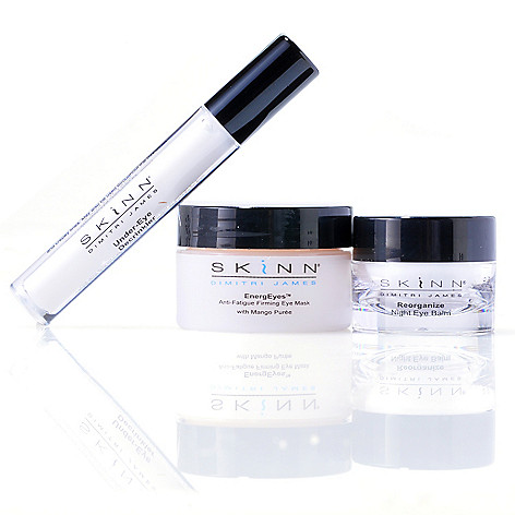 304-902 - Skinn Cosmetics Three-Piece ''Amazing Eye'' Set