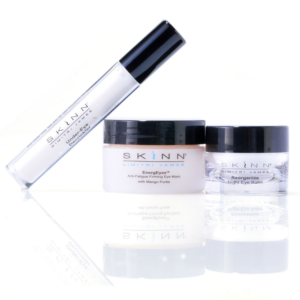 "304-902 - Skinn Cosmetics Three-Piece ""Amazing Eye"" Set"