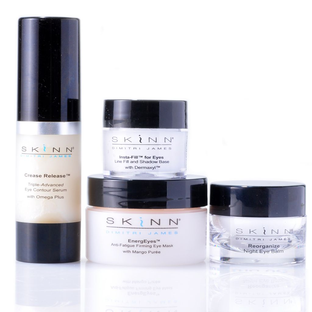 304-905 - Skinn Cosmetics Four-Piece Eye Renovating Skincare System