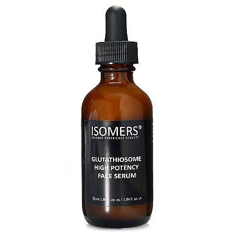 304-914 - ISOMERS Skincare Glutathiosome High Potency Face Serum 1.86 oz