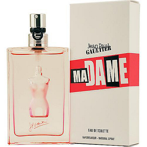 305-013 - Jean Paul Gaultier Women's Ma Dame Eau de Toilette Spray - 3.4 oz